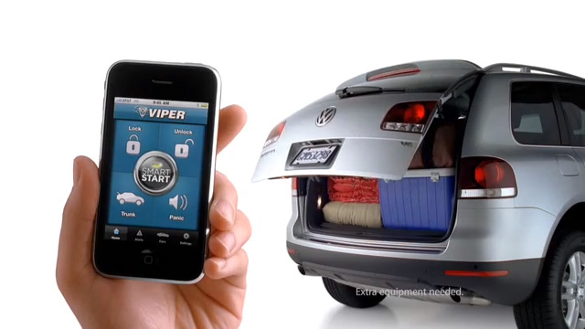 Viper SmartStart in Apple iPhone Video