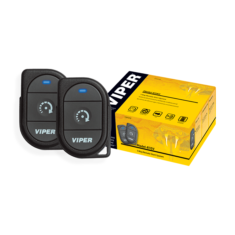 Viper Basic 1-Way Remote Start System