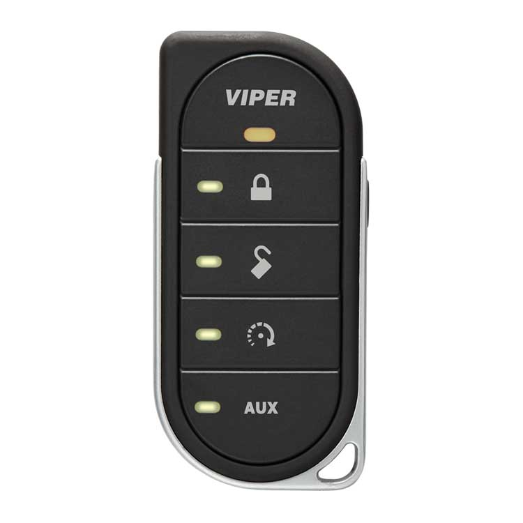 Viper LED 2-Way Remote Start System