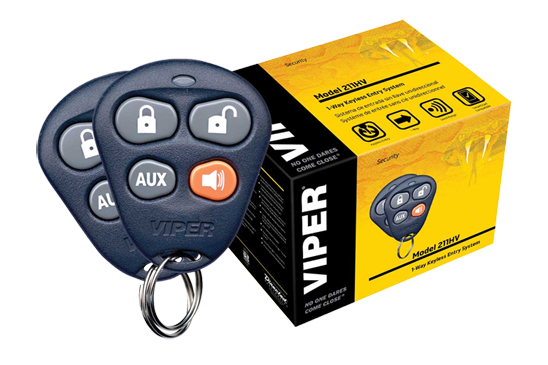 1-Way Keyless Entry System