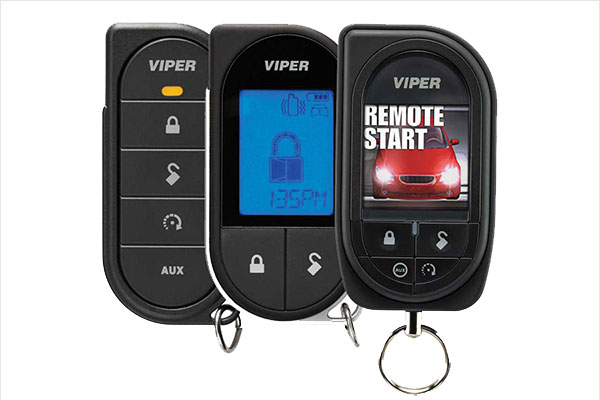 Viper Replacement Remotes