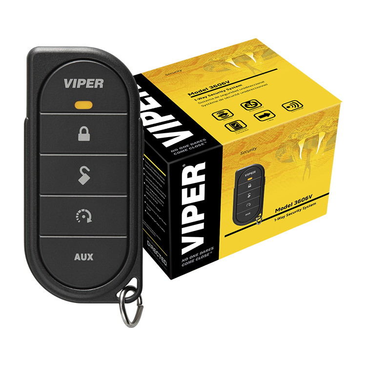 Viper Value 1-Way Security System