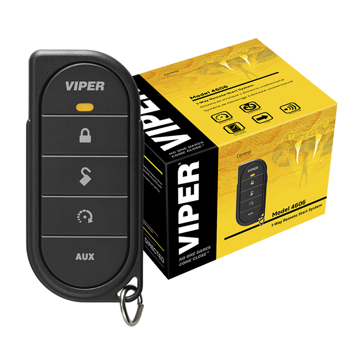 Viper Value 1-Way  Remote Start/Keyless Entry System