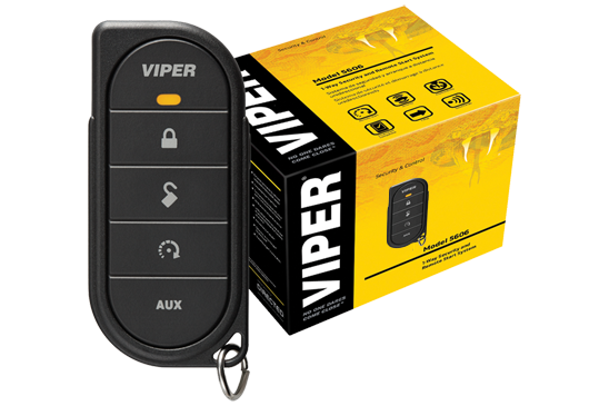 Value 1-Way Remote Start + Security System